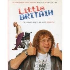 Ruth Madoc Autograph - Little Britain Series 2 - Hardback Book Signed - AFTAL