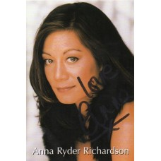 Anna Ryder Richardson Autograph - Signed 6x4 Photo 2 - Hand Signed - AFTAL