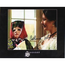 Catherine Schell Autograph - Supernatural - Signed 10x8 Photo - Handsigned-AFTAL