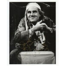 Anthony Newley Autograph - Scrooge - 10x8 Photo - Handsigned - AFTAL
