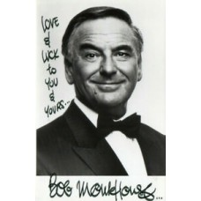 Bob Monkhouse Autograph - Carry On - Signed 5.5x3.5 Photo 3 - Handsigned - AFTAL
