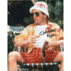 Christopher Ryan Autograph - The Young Ones - Signed 10x8 Photo 3 - AFTAL