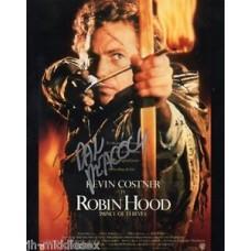 Daniel Peacock Autograph - Robin Hood - Signed 10x8 Photo - AFTAL