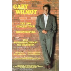 Gary Wilmot Autograph - Signed Flyer - Handsigned and Genuine - AFTAL - 2