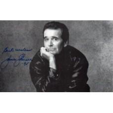 James Garner Autograph - The Rockford Files - Signed 5.5x3.5 Photo - AFTAL