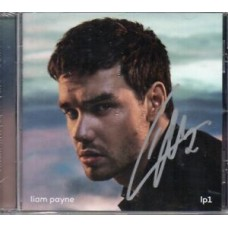 Liam Payne Autograph - LP1 CD - One Direction - Signed CD - AFTAL