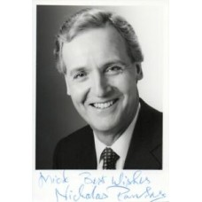 Nicholas Parsons Autograph - Carry On - Signed 5x3 Photo - Handsigned - AFTAL