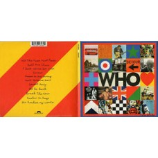 The Who - Pete Townshend Autograph - Signed - Who Softtpack CD 2 - AFTAL