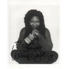 Whoopi Goldberg Autograph - Ghost - Signed 10x8 Photo - AFTAL
