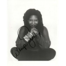 Whoopi Goldberg Autograph - Ghost - Signed 10x8 Photo 3 - AFTAL