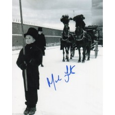 Mark Lester Autograph - Oliver - Signed 10x8 Photo - Handsigned & Genuine- AFTAL