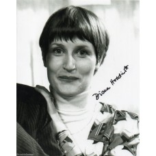 Diana Hoddinott Autograph - Yes Minister - Signed 10x8 Photo - AFTAL