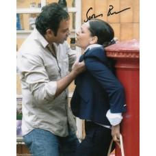 Sasha Behar Autograph - Coronaton St - Signed 10x8 Photo - Handsigned - AFTAL