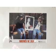 Wayne's World - Original Mounted Lobby Card 8