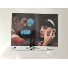 Star Trek VI: The Undiscovered Country - Original Mounted Lobby Card 1991 - 6