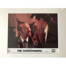 The Commitments - Original Mounted Lobby Card 1991 - 5