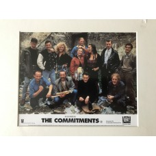 The Commitments - Original Mounted Lobby Card 1991 - 7