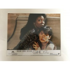 Ghost - Original Mounted Lobby Card 1990 - 1