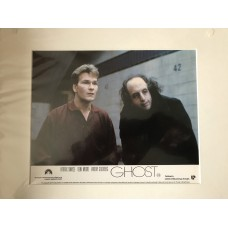Ghost - Original Mounted Lobby Card 1990 - 3