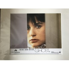 Ghost - Original Mounted Lobby Card 1990 - 2