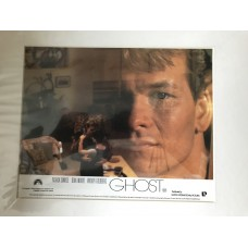 Ghost - Original Mounted Lobby Card 1990 - 4
