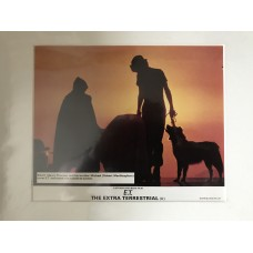 E.T. the Extra-Terrestrial - Original Mounted Lobby Card 1982 - 3