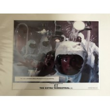 E.T. the Extra-Terrestrial - Original Mounted Lobby Card 1982 - 7