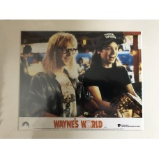 Wayne's World - Original Mounted Lobby Card 5