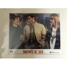 Wayne's World - Original Mounted Lobby Card 2