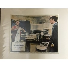 The Anniversary - Original Mounted Lobby Card 1968 - 4