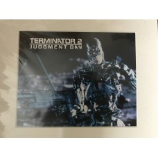 Terminator 2 - Judgment Day - Original Mounted Lobby Card 5