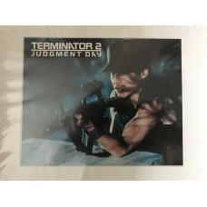 Terminator 2 - Judgment Day - Original Mounted Lobby Card 4