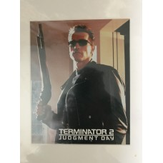 Terminator 2 - Judgment Day - Original Mounted Lobby Card 1