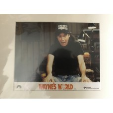 Wayne's World - Original Mounted Lobby Card 1