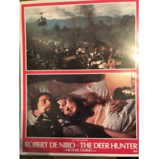 The Deer Hunter - Original Cinema Lobby Card 1978 - 1