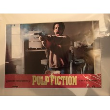 Pulp Fiction - Original Mounted Lobby Card 1994 - 1