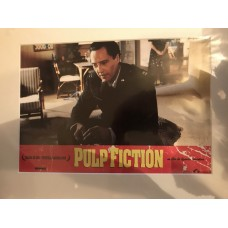 Pulp Fiction - Original Mounted Lobby Card 1994 - 2