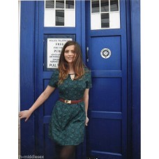 Jenna-Louise Coleman - Doctor Who - 10x8 Unsigned Still