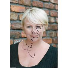 Sue Cleaver Autograph - Coronaton St -Signed 12x8 Photo - Handsigned - AFTAL