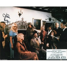 Linda Regan Autograph - Carry On - Signed 10x8 Photo 2 - Hand Signed - AFTAL