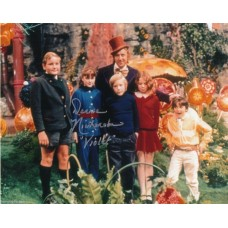 Denise Nickerson Autograph - Willy Wonka - Signed 10x8 Photo 5 - Handsigned -AFTAL