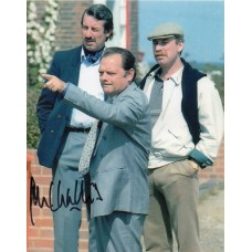 John Challis Autograph - Only Fools and Horses - 10x8 Photo 4 - Handsigned & Genuine - AFTAL