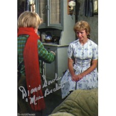 Diana Sowle - Willy Wonka - Signed 7x5 Photo - Hand Signed and Genuine - AFTAL