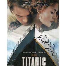 Emmett James Autograph - Titanic - Signed 10x8 Photo- Handsigned - AFTAL