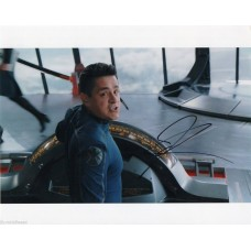 Jesse Garcia Autograph - Avengers - Signed 10x8 Photo - Hand Signed - AFTAL