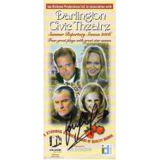Gary Lineker Autograph - Signed Flyer - Handsigned and Genuine - AFTAL
