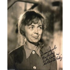 Diana Sowle - Willy Wonka - Signed 10x8 Photo - Hand Signed and Genuine - AFTAL