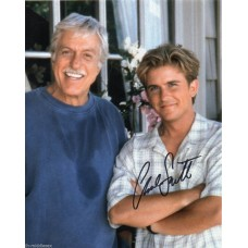 Charlie Schlatter Autograph - Diagnosis Murder - Signed 10x8 Photo - AFTAL