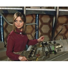 Jenna-Louise Coleman - Doctor Who - 10x8 Unsigned Still 1
