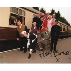 Perry Benson Autograph - You Rang M'Lord - Signed 10x8 Photo 3 - Private Signing